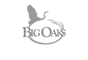 Thrive Marketing Customer Big Oaks Golf Course Logo
